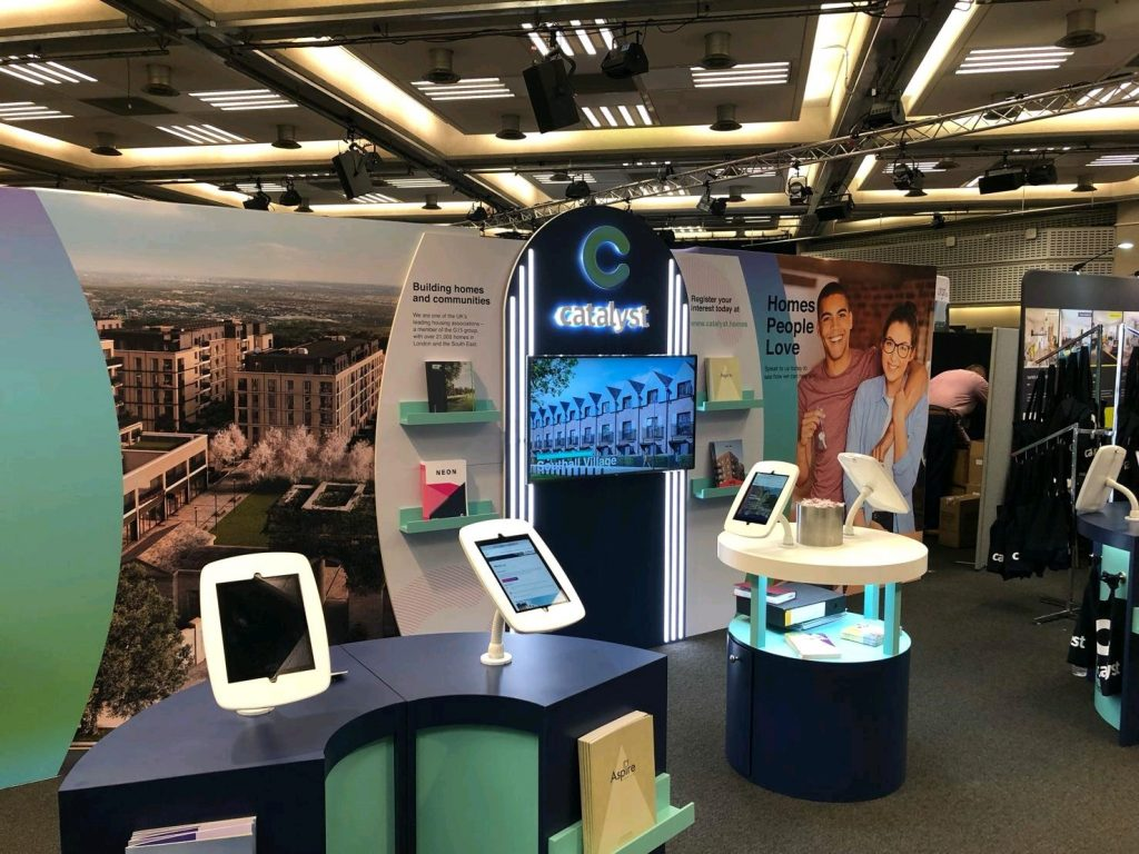 Catalyst Exhibition Stand